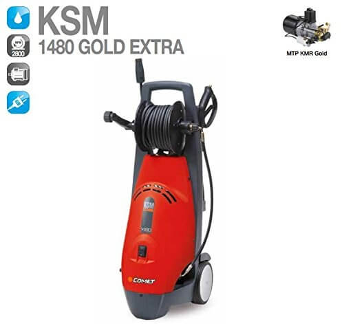 COMET Hidrolimpiadoras Comet KSM Red 1480 gold extra